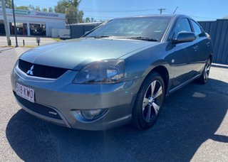 2007 Mitsubishi 380 DB Series 2 VR-X Blue 5 Speed Sports Automatic Sedan