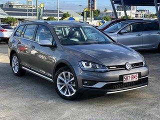 2016 Volkswagen Golf VII MY17 Alltrack DSG 4MOTION 132TSI Grey 6 Speed Sports Automatic Dual Clutch.