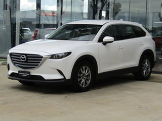 2016 Mazda CX-9 TC Touring SKYACTIV-Drive White 6 Speed Sports Automatic Wagon.