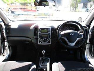 2009 Hyundai i30 SLX Silver 4 Speed Automatic Wagon