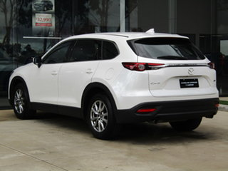 2016 Mazda CX-9 TC Touring SKYACTIV-Drive White 6 Speed Sports Automatic Wagon