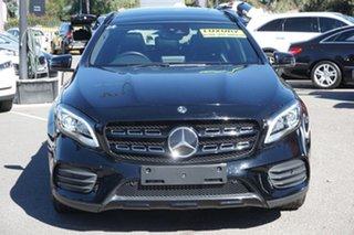 2017 Mercedes-Benz GLA-Class X156 807MY GLA220 d DCT Black 7 Speed Sports Automatic Dual Clutch.