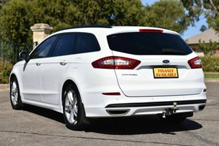 2017 Ford Mondeo MD 2017.00MY Ambiente White 6 Speed Sports Automatic Dual Clutch Wagon