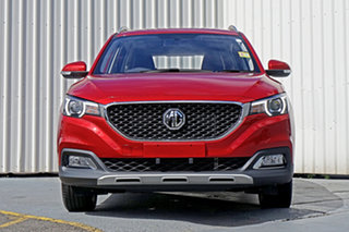 2018 MG ZS AZS1 MY19 Excite Plus 2WD Red 6 Speed Automatic Wagon.