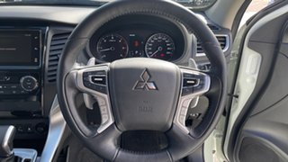 2016 Mitsubishi Pajero Sport QE MY16 Exceed White 8 Speed Sports Automatic Wagon
