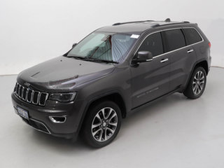 2018 Jeep Grand Cherokee WK MY18 Limited (4x4) Grey 8 Speed Automatic Wagon