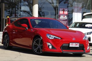 2015 Toyota 86 ZN6 GTS Red 6 Speed Sports Automatic Coupe