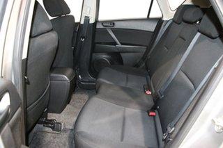 2010 Mazda 3 BL 10 Upgrade Neo Silver 6 Speed Manual Hatchback