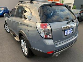 2012 Holden Captiva CG Series II 7 AWD LX Grey 6 Speed Sports Automatic Wagon.