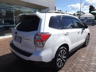 2016 Subaru Forester S4 MY16 2.5i-S CVT AWD Crystal White 6 Speed Constant Variable Wagon.