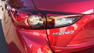 2015 Mazda 3 BM5478 Maxx SKYACTIV-Drive Red/Black 6 Speed Sports Automatic Hatchback