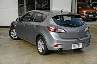2012 Mazda 3 BL Series 2 Neo Silver Sports Automatic Hatchback.