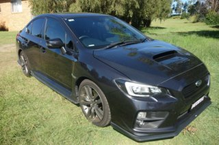 2016 Subaru WRX V1 MY17 Premium AWD Grey 6 Speed Manual Sedan.