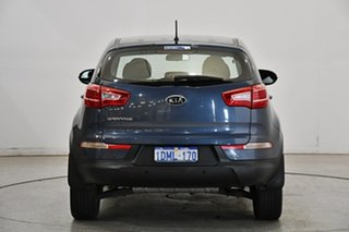 2010 Kia Sportage SL SI Vintage Blue 5 Speed Manual Wagon