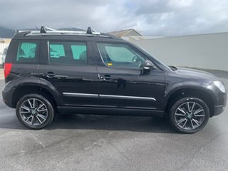 2013 Skoda Yeti 5L MY13 77TSI Black 6 Speed Manual Wagon.