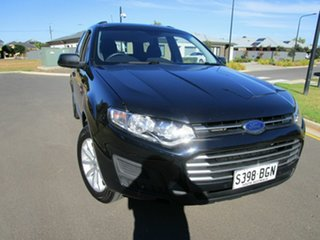 2014 Ford Territory SZ MK2 TX (RWD) Black 6 Speed Automatic Wagon.