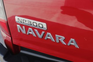 2016 Nissan Navara D23 S2 ST-X Red 7 Speed Sports Automatic Utility
