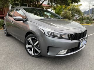 2017 Kia Cerato YD MY17 Sport Grey 6 Speed Sports Automatic Hatchback