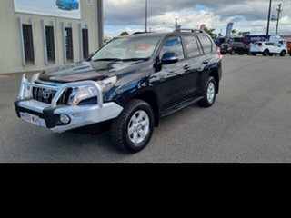 2016 Toyota Landcruiser Prado GDJ150R GXL Metal Storm 6 Speed Sports Automatic Wagon