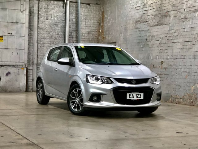 Used Holden Barina TM MY17 LS Mile End South, 2017 Holden Barina TM MY17 LS Silver 6 Speed Automatic Hatchback