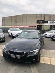 2013 BMW 328i F30 MY14 8 Speed Automatic Sedan.