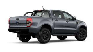 2021 Ford Ranger PX MkIII 2021.25MY Sport Meteor Grey 6 Speed Sports Automatic Double Cab Pick Up