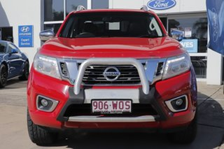2016 Nissan Navara D23 ST-X 4x2 Red 7 Speed Sports Automatic Utility