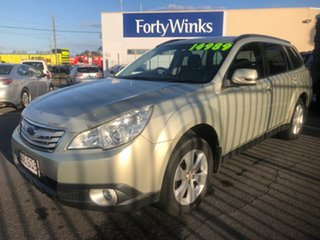 2011 Subaru Outback MY11 2.5I Premium AWD Gold Continuous Variable Wagon