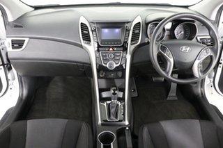 2015 Hyundai i30 GD Tourer Active 1.6 GDi White 6 Speed Automatic Wagon