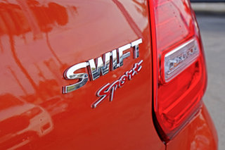 Swift SPORT GL 1.4L T/P 6Spd Auto 5DR Hatch
