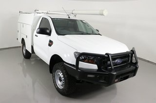 2017 Ford Ranger PX MkII MY17 XL 3.2 (4x4) White 6 Speed Automatic Cab Chassis