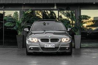2010 BMW 3 Series E90 MY10 320d Steptronic Executive Grey 6 Speed Sports Automatic Sedan.