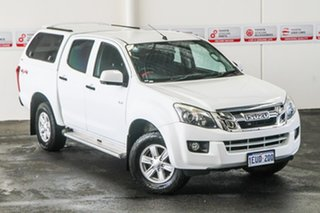 2015 Isuzu D-MAX TF MY15 LS-M HI-Ride (4x4) 5 Speed Automatic Crew Cab Utility.