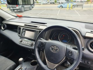 2013 Toyota RAV4 ASA44R GXL AWD Brown 6 Speed Sports Automatic Wagon