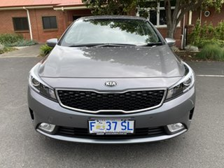2017 Kia Cerato YD MY17 Sport Grey 6 Speed Sports Automatic Hatchback.