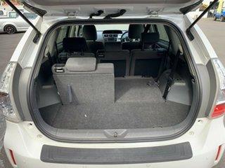 2012 Toyota Prius v ZVW40R I-Tech White 1 Speed Constant Variable Wagon Hybrid