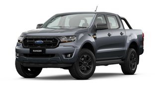 2021 Ford Ranger PX MkIII 2021.25MY Sport Meteor Grey 6 Speed Sports Automatic Double Cab Pick Up.