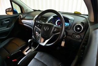 2013 Holden Trax TJ MY14 LTZ Blue 6 Speed Automatic Wagon