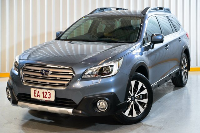 Used Subaru Outback B6A MY15 2.5i CVT AWD Premium Hendra, 2015 Subaru Outback B6A MY15 2.5i CVT AWD Premium Grey 6 Speed Constant Variable Wagon