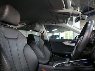 2017 Audi A5 F5 MY18 Sport Sportback S Tronic Quattro Black 7 Speed Sports Automatic Dual Clutch
