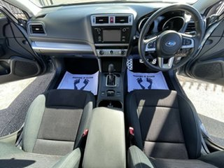 2015 Subaru Liberty B6 MY15 2.5i CVT AWD Grey 6 Speed Constant Variable Sedan