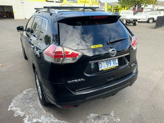 2014 Nissan X-Trail T32 ST-L X-tronic 2WD Black 7 Speed Constant Variable Wagon