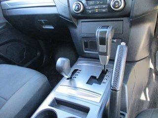 2009 Mitsubishi Pajero NT MY09 GLS Gold 5 Speed Sports Automatic Wagon