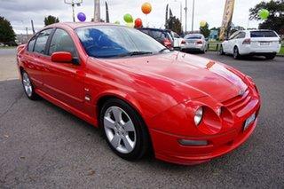 2002 Ford Falcon AU III XR8 Venom 4 Speed Automatic Sedan