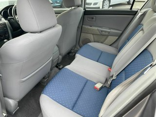 2005 Mazda 3 BK Neo Grey 4 Speed Auto Activematic Sedan