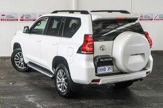 2020 Toyota Landcruiser Prado GDJ150R VX Crystal Pearl 6 Speed Sports Automatic Wagon.
