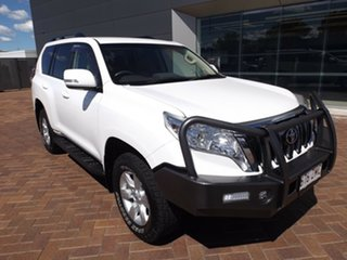 2015 Toyota Landcruiser Prado GDJ150R GXL 6 Speed Sports Automatic Wagon.