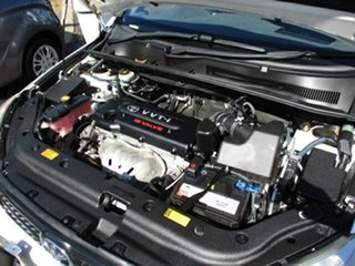 2007 Toyota RAV4 CRUISER AWD White 5 Speed Manual Wagon