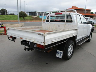 2015 Holden Colorado RG  LS 4x4 White 6 Speed Automatic Dual Cab