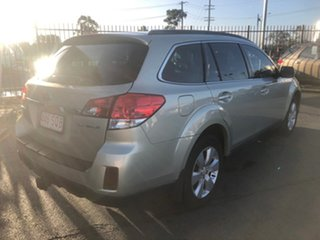 2011 Subaru Outback MY11 2.5I Premium AWD Gold Continuous Variable Wagon.